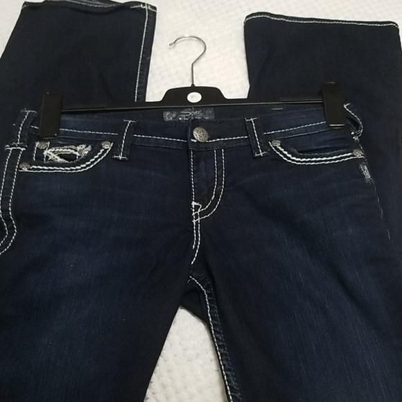 Silver bootcut Jean's 30/33